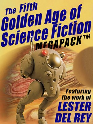 cover image of The Fifth Golden Age of Science Fiction Megapack