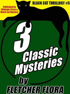 cover image of 3 Classic Stories by Fletcher Flora