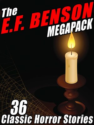 cover image of The E. F. Benson Megapack