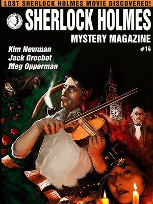 cover image of Sherlock Holmes Mystery Magazine, Volume 14