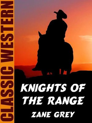 cover image of Knights of the Range