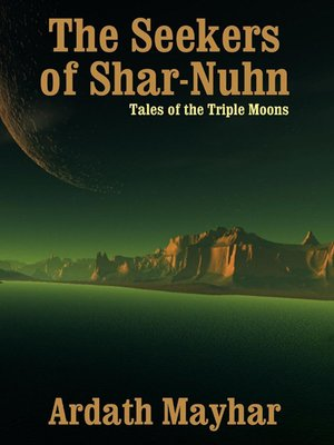 cover image of The Seekers of Shar-Nuhn