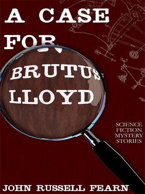 cover image of A Case for Brutus Lloyd