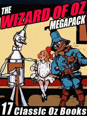 cover image of The Wizard of Oz Megapack