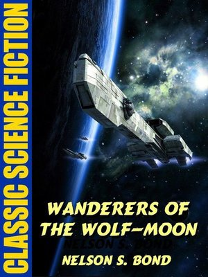 cover image of Wanderers of the Wolf-Moon