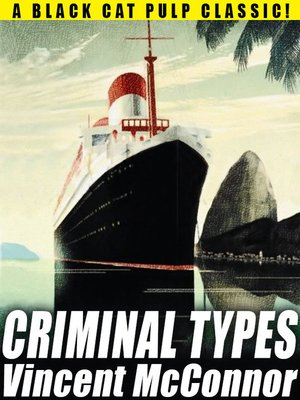 cover image of Criminal Types