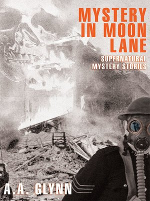 cover image of Mystery in Moon Lane