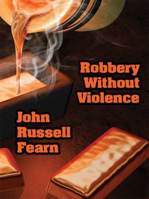 cover image of Robbery Without Violence