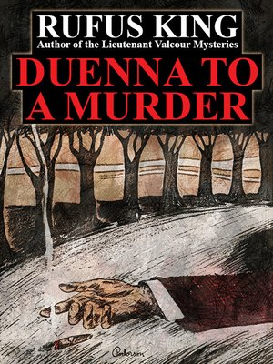 cover image of Duenna to a Murder