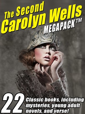 cover image of The Second Carolyn Wells Megapack