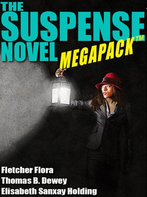 cover image of The Suspense Novel