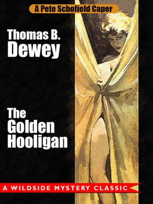 cover image of The Golden Hooligan
