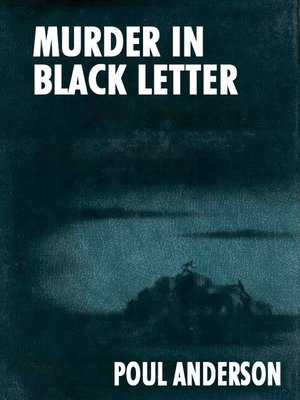 cover image of Murder in Black Letter