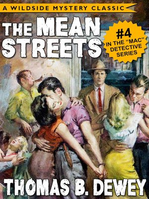 cover image of Mac Detective Series 04