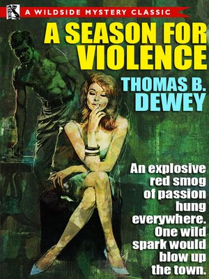 cover image of A Season for Violence