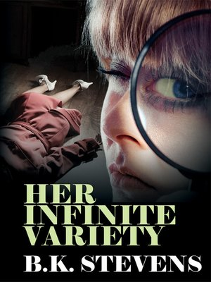 cover image of Her Infinite Variety