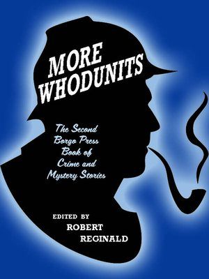 cover image of More Whodunits