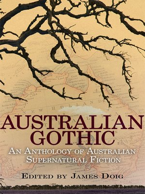 cover image of Australian Gothic