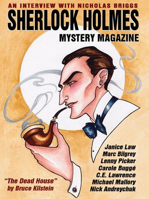cover image of Sherlock Holmes Mystery Magazine, Volume 7