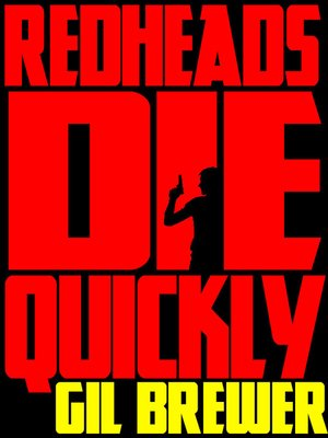 cover image of Redheads Die Quickly
