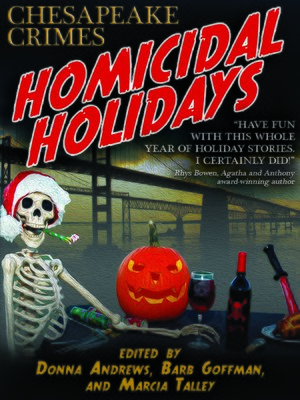 cover image of Homicidal Holidays