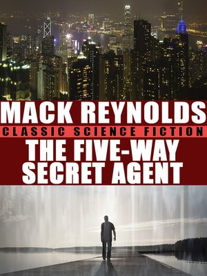 cover image of The Five-Way Secret Agent