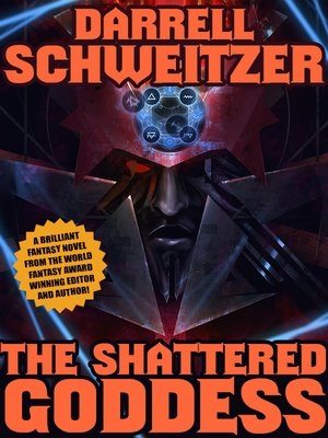 cover image of The Shattered Goddess