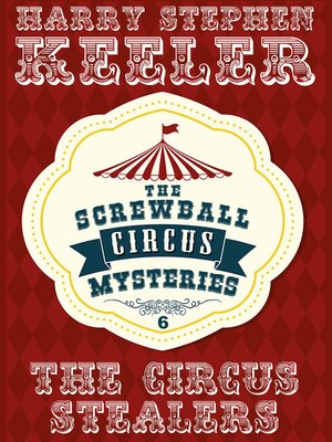 cover image of The Circus Stealers