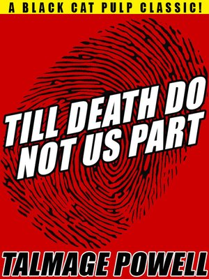 cover image of Till Death Do Not Us Part