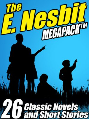 cover image of The E. Nesbit Megapack