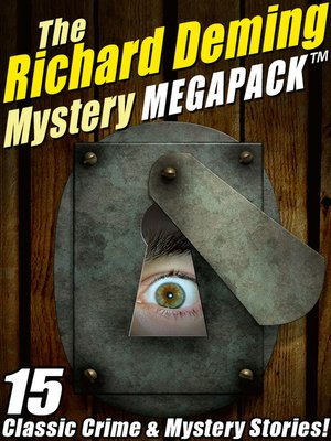 cover image of The Richard Deming Mystery Megapack