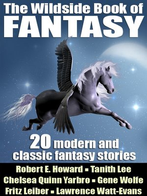 cover image of The Wildside Book of Fantasy