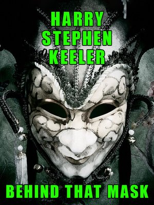 cover image of Behind That Mask