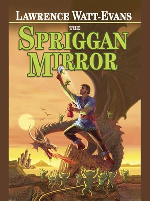 cover image of The Spriggan Mirror
