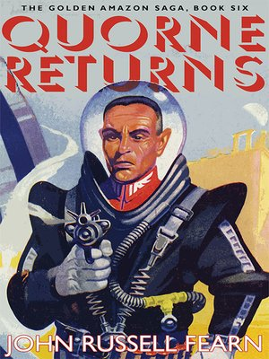 cover image of Quorne Returns