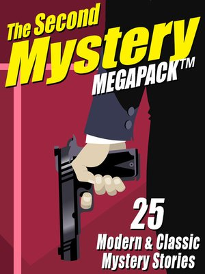 cover image of The Second Mystery Megapack