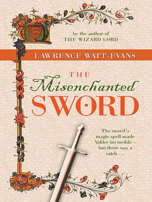 cover image of The Misenchanted Sword
