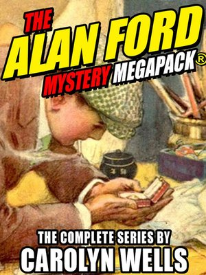 cover image of The Alan Ford Mystery MEGAPACK®