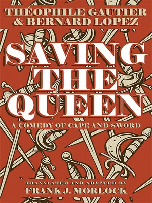 cover image of Saving the Queen