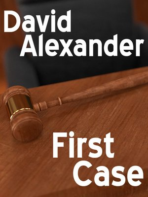 cover image of First Case