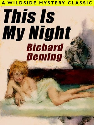 cover image of This Is My Night