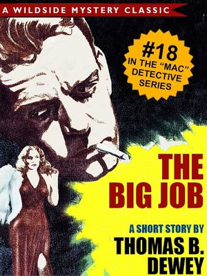cover image of The Big Job