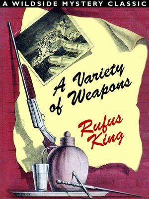 cover image of A Variety of Weapons
