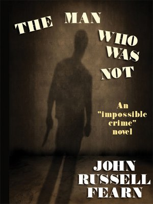 cover image of The Man Who Was Not