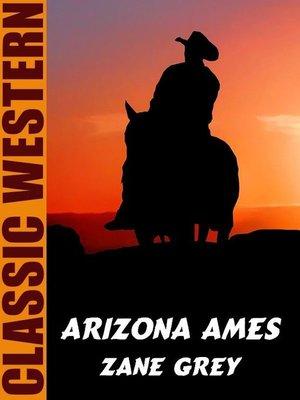 cover image of Arizona Ames