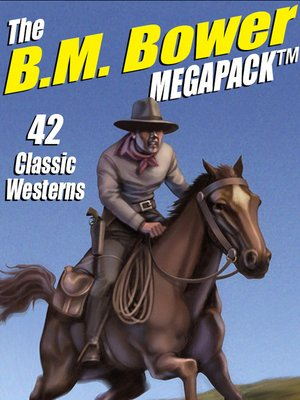 cover image of The B. M. Bower Megapack