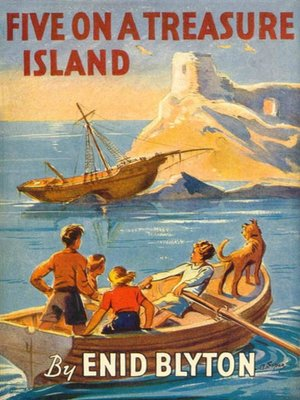 cover image of Five on a Treasure Island