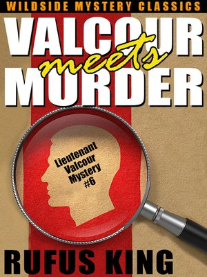 cover image of Valcour Meets Murder