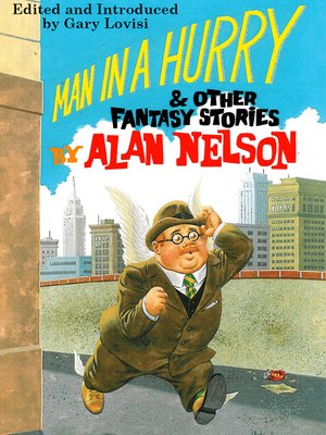 cover image of Man in a Hurry and Other Fantasy Stories
