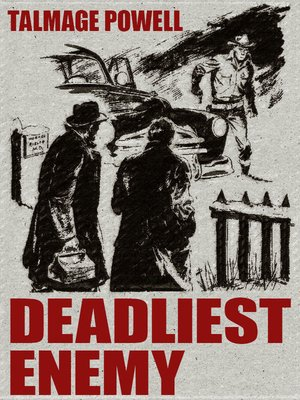 cover image of Deadliest Enemy